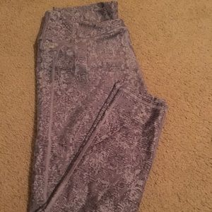 7/8 Length Fabletics Leggings